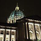 City Hall, San Francisco, CA by Scott Johnson