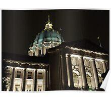 City Hall, San Francisco, CA Poster
