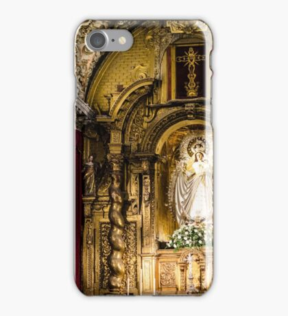 Call of God  iPhone Case/Skin