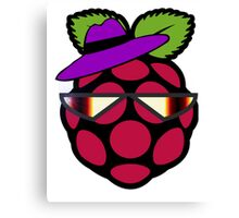 Raspberry Fan [HD] Canvas Print