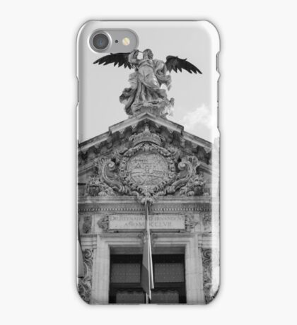 Architecture in Seville, Spain - Real Fábrica de Tabacos iPhone Case/Skin