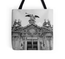 Architecture in Seville, Spain - Real Fábrica de Tabacos Tote Bag