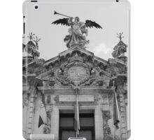 Architecture in Seville, Spain - Real Fábrica de Tabacos iPad Case/Skin