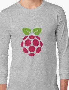 Raspberry Fan [HD] Long Sleeve T-Shirt