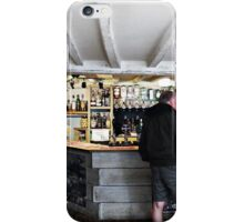 The Bar of the Three Compasses. iPhone Case/Skin