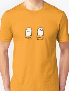 love ghosts pair T-Shirt