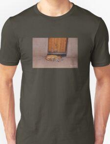 Dog at Rest Unisex T-Shirt