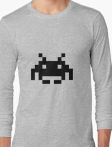 Space Invaders (JD] Long Sleeve T-Shirt