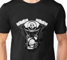 Harley engine Unisex T-Shirt