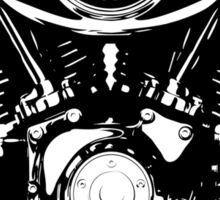 Harley engine Sticker