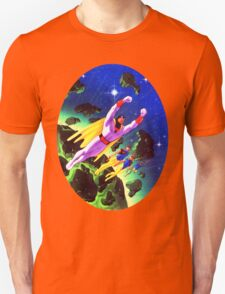 SPACE GHOST  RETRO CARTOON SATURDAYS T-Shirt