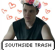 southside trash!mickey milkovich by Rilene