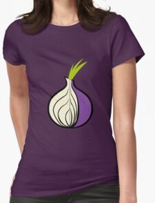 Tor Fan ! [UltraHD] Womens Fitted T-Shirt