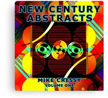 New Century Abstracts  Canvas Print