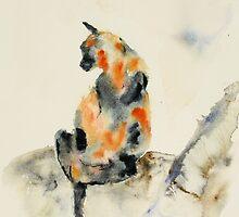My Perch by Joyce Ann Burton-Sousa