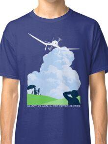 Wind rises Classic T-Shirt