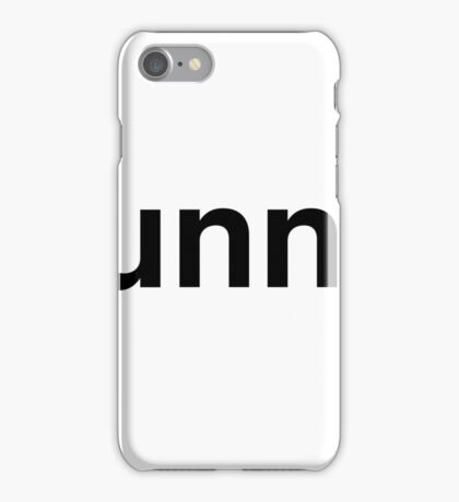 funny iPhone Case/Skin