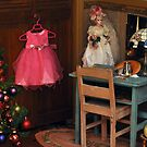 The Little Room at Christmas by Gayle Dolinger