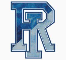 Rhode Island Tie Dye Logo by katiefarello