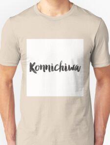 Konnichiwa Unisex T-Shirt