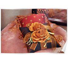 Victorian Pillows Poster
