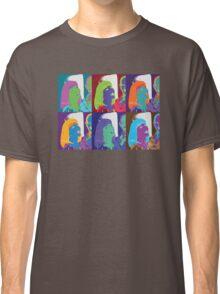 Warhol Girl Knockoff Classic T-Shirt
