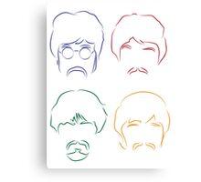 The hair Canvas Print