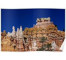 Sandcastles in the Sky ~ Bryce Canyon Poster