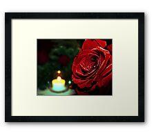 Lovelight... Framed Print