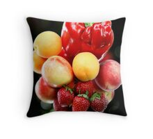 Sweetness... Throw Pillow