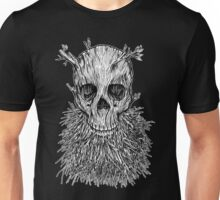 The Lumbermancer B/W Unisex T-Shirt