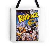 rampage Tote Bag