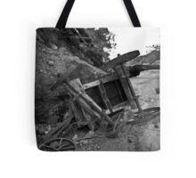 Off the wagon....... Tote Bag