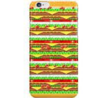 Pixel Burger iPhone Case/Skin