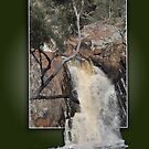 The Water fall by julie anne  grattan