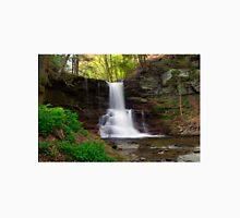 Spring Green Emerges At Sheldon Reynolds Waterfall Unisex T-Shirt