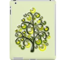 Green Glass Ornaments iPad Case/Skin