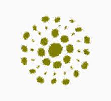 Greenish white spore Unisex T-Shirt