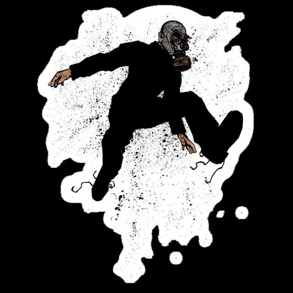 Leroy (Stealth Mode) by matthewdunnart