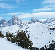 Grand Teton National Park, Wyoming by sccaldwell