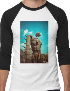 Castle in the Sky's Soldier Men's Baseball ¾ T-Shirt