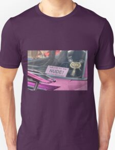 Unless You Are Nude Unisex T-Shirt
