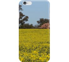 Canola Feild iPhone Case/Skin