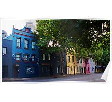 Harris Street, Sydney (HDR) Poster