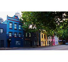 Harris Street, Sydney (HDR) Photographic Print