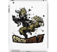 Space Fighter Z iPad Case/Skin