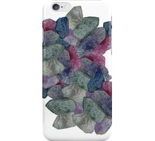 Crystals iPhone Case/Skin