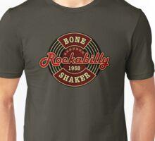 Vintage Rockabilly Bone Shaker 1958 Unisex T-Shirt