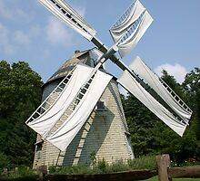 The Old East Mill, Orleans, Massachusetts by sccaldwell