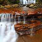 """Liffey Falls and Cascades"" by Husky"